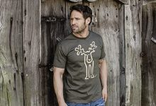 stag t shirt